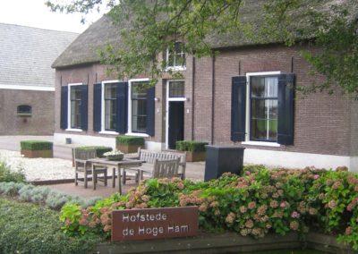 Monumentale boerderij 'De Hoge Ham'